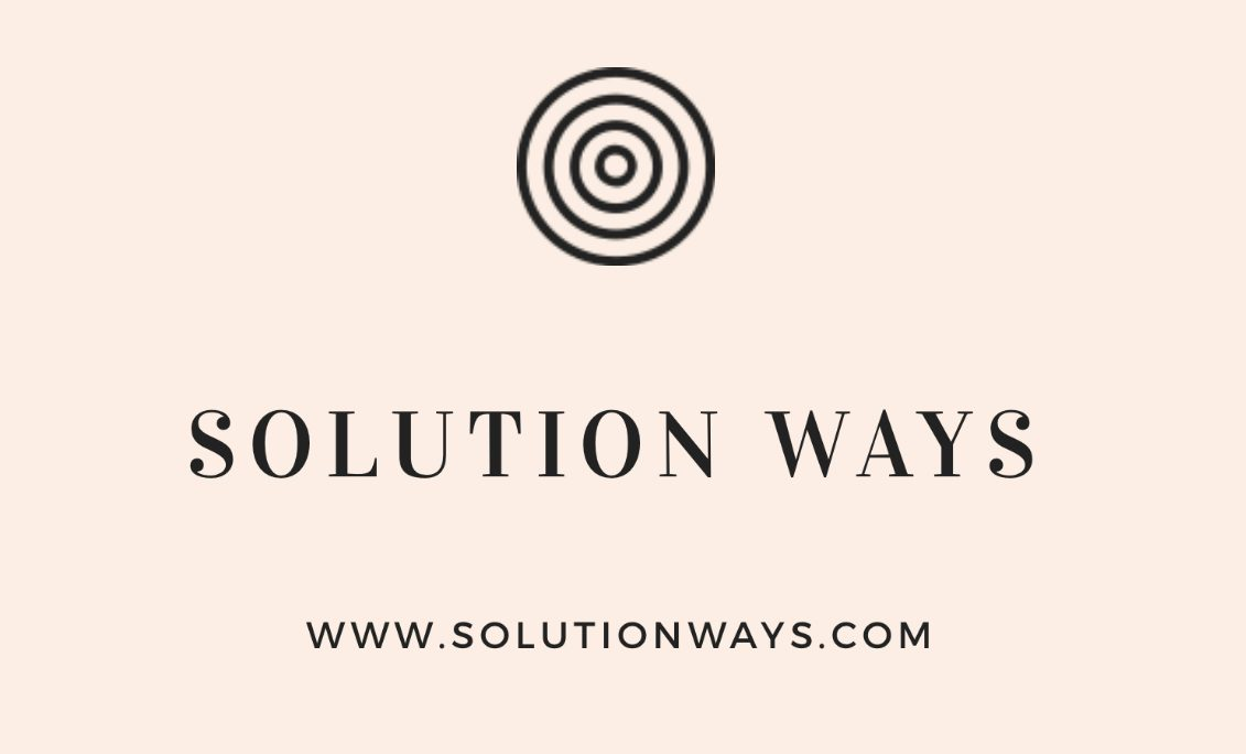 Claudia van Zuiden Coaching | Solution Ways